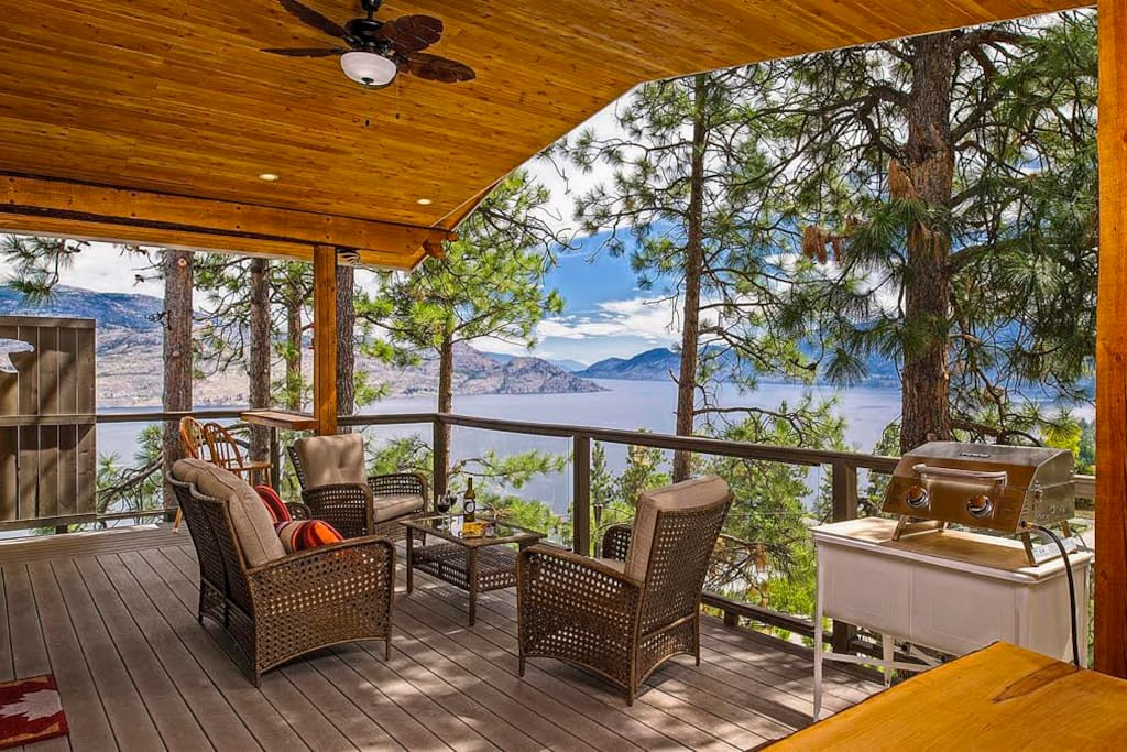 Eagles Nest Bed And Breakfast Peachland