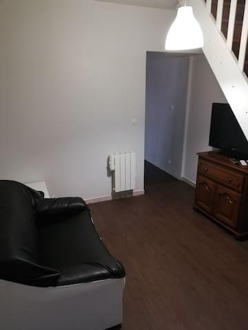 Appartement plein centre de Fismes