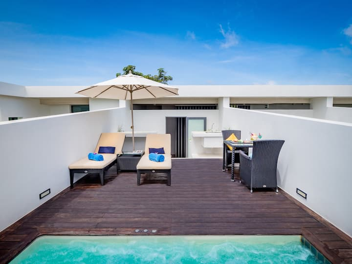 Private Pool Luxury Studio by Letsphuket Twin Sands Resort Spa Patong Phuket