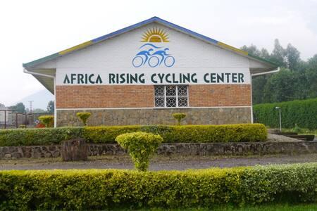Team Africa Rising Cycling Center - Ruhengeri - Oda + Kahvaltı