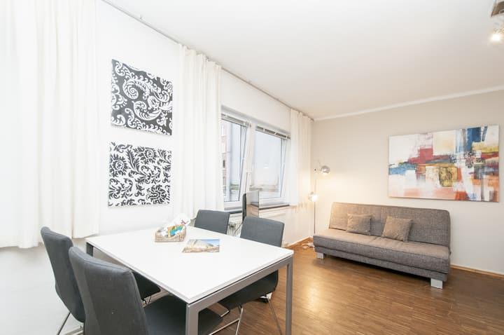 "Appartement ""HAFEN"" in der Altstadt"