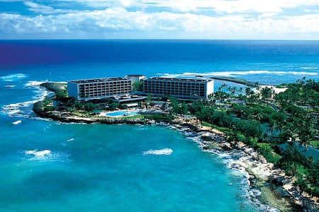 Beautiful Turtle Bay 5 Bed2Bath Surf Golf Paradise