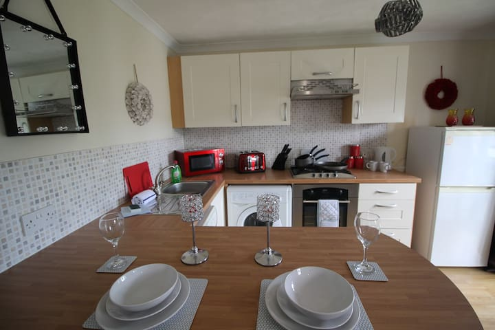 Ardwyn one bedroom retreat in Pentrych Cardiff
