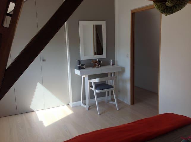 4 Chambres dans maison Lille-Wattignies EURO2016 - Lille-Wattignies - Huis