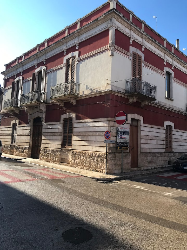 Palazzo Nobile  De Bellis Vitti
