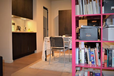 Centrally located, gorgeous flat 2min from station - Leuven