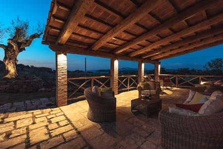Suite con vista sul golfo Baratti - Populonia - Bed & Breakfast