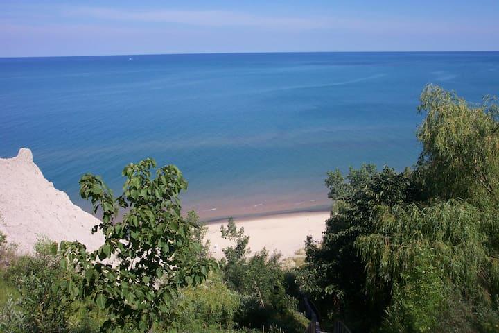 Great Escape on Lake Michigan