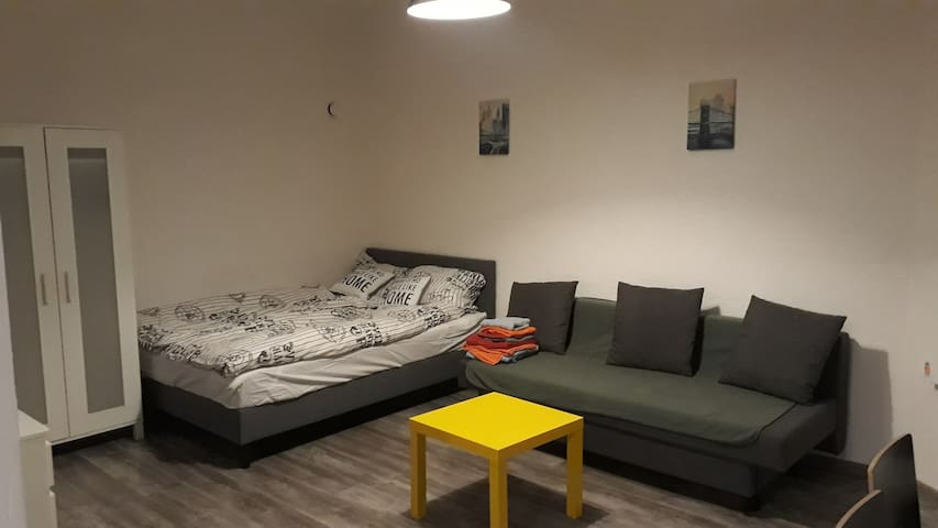 DeLux8 apartament*** centrum i parking