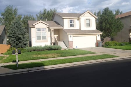 House MMJ & Pet friendly near DIA - Brighton - Casa