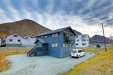 Your home in the heart of Longyearbyen