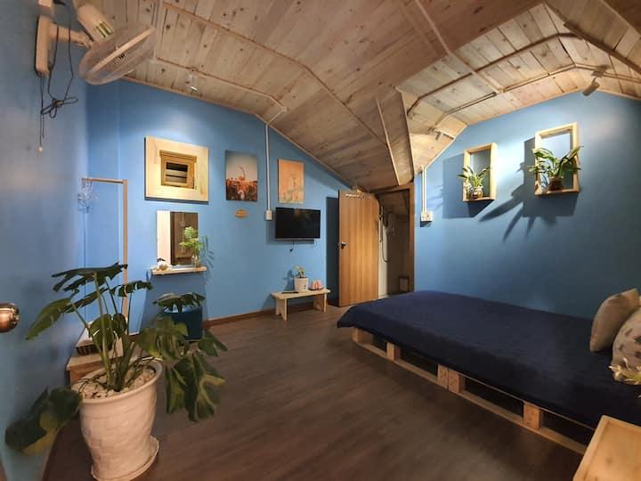 Blue Lightning House 2