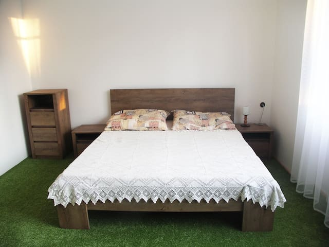 Comfortable 4-room flat in a peaceful environment