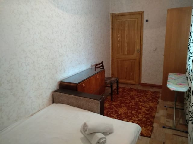 Retro-economy option in Almaty center