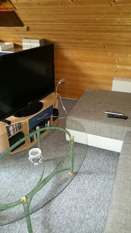 Gemütliches Bett (max 2) in Appartement - Barnekow - Apartamento