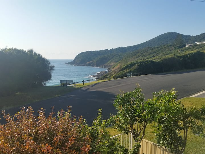 """Burgess Beach Oceanfront home - """"Just Perfect"""""""