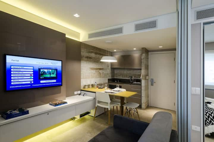 LP2810 Contemporary flat in the heart of Jardins