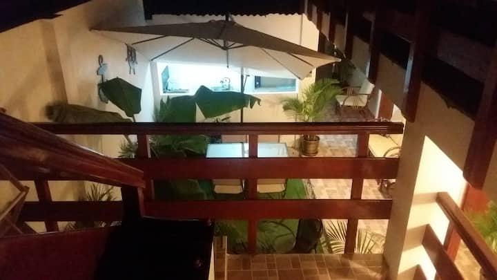 Hab. Matrimonial 3 - Palmeras House - Paracas