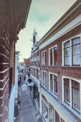 Nice apartment in the center of Alkmaar.