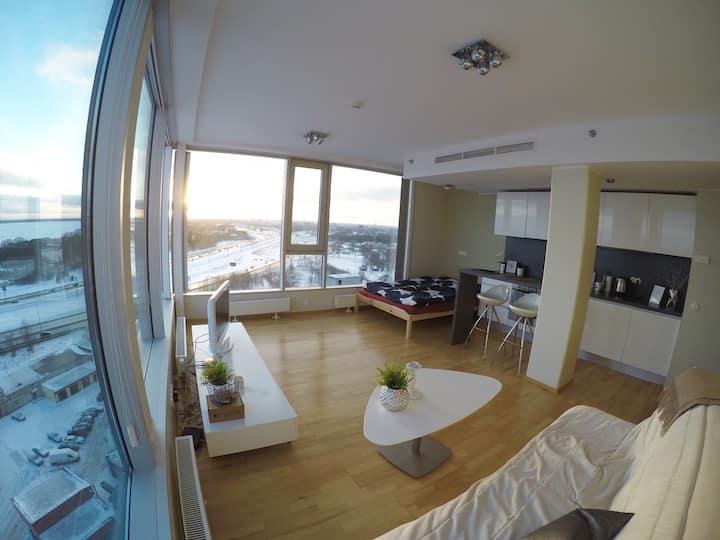 Super view city center apartment.