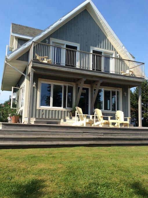 Souris Beach House