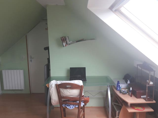 Room for 2 persons close to Paris - Montsoult - House
