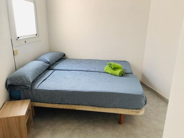 Cozy & Central 2Single Bedroom in Plaza España T2