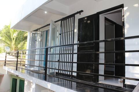 Studio neuf, moderne et équipé à louer à Majunga