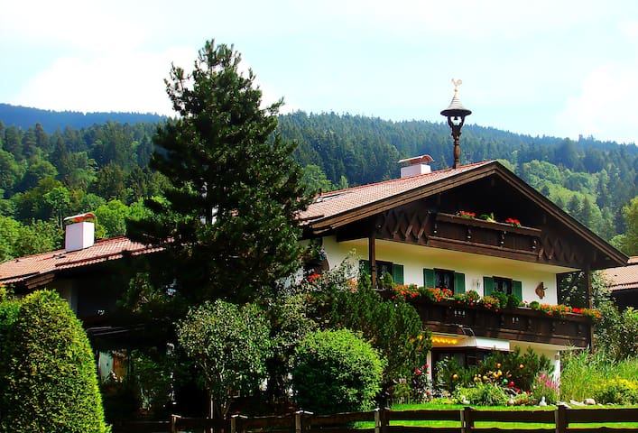 Ferienwohnung Brecherspitz (bis 2 Personen) - Schliersee - Apartment