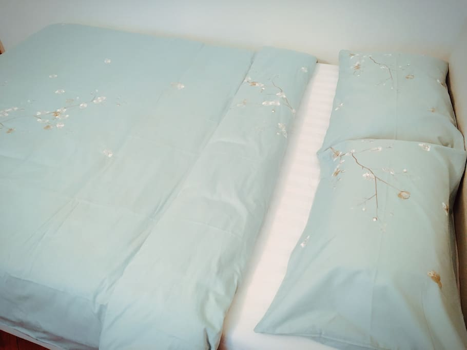 Big quilt 200x230 only for couple