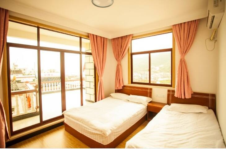 海景家庭房 - Zhoushan - Bed & Breakfast