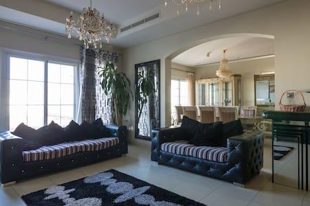 1 Night Free - Villa fully furnished Villa in JVC - Dubai - Villa
