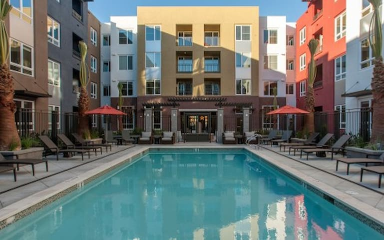 Best Super Bowl Location Apt NRG Walking Distance - Houston - Daire