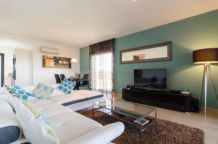 2 bedroom apartment with private garden and pool - Luz - Apartment