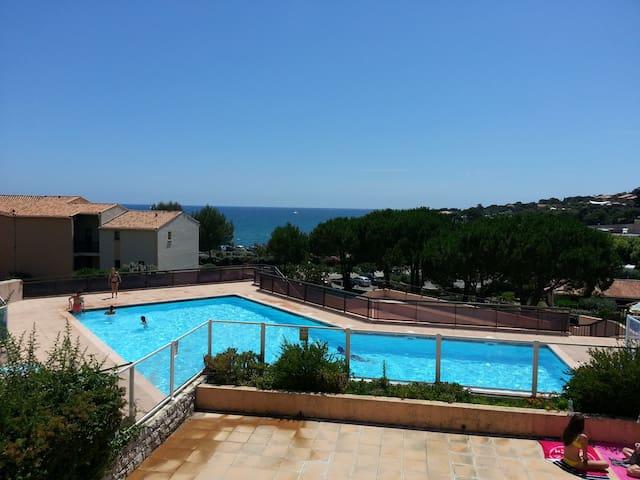 F2 au Domaine de la Gaillarde - Roquebrune-sur-Argens - Apartamento