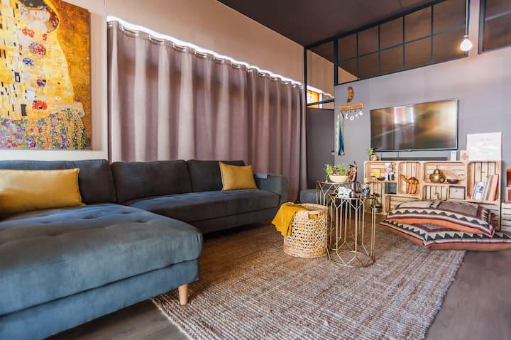 Knysna stylish,  affordable delightful Apartment