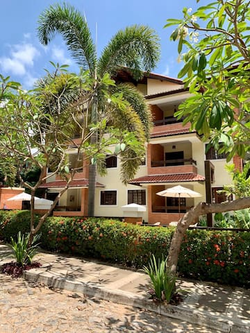 Apartment with 2 bedrooms near Cumbuco Beach