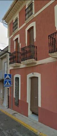 Casa Juan. Sagra. - Sagra - Ház