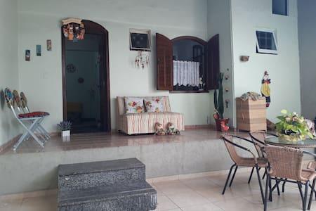 HOSPEDAGEM EM QUARTO INTEIRO, CONTAGEM, MG - Contagem - 公寓