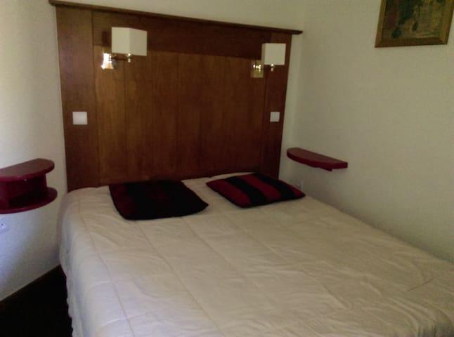 Pied des pistes Appartement 2 pièces 5 couchages