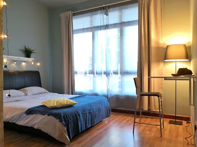 (1-4 Guests) 1 Bedroom Shaftsbury, Cyberjaya