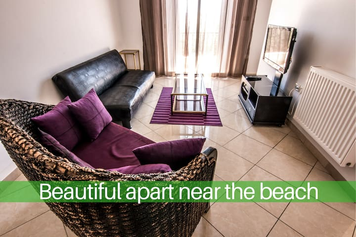 Beautiful apartment near the beach in Mahdia