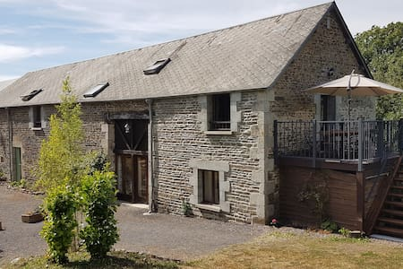 Beautifully converted barn in Normandy, France - Rouperroux - Appartement