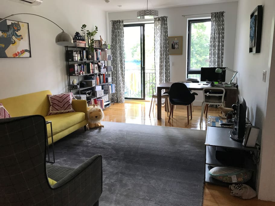 Living room / Dining room Space
