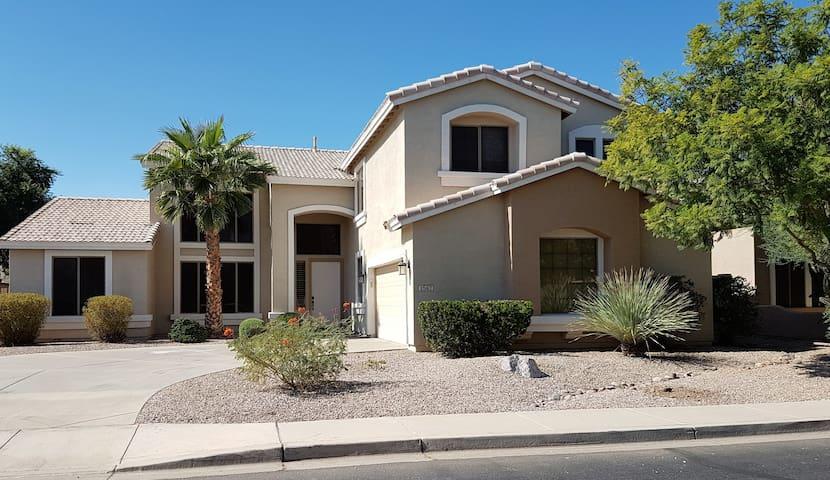6BR/4BA Luxury home, pool/spa, at Pecos Vistas.