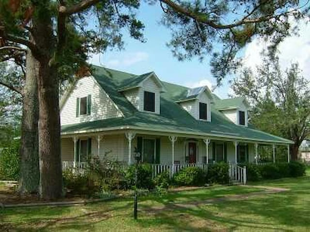 Southern charm in a country setting - Atmore - Bed & Breakfast