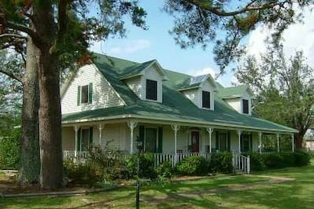 Southern charm in a country setting - Atmore - Penzion (B&B)