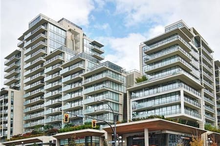 Modern Downtown Oasis - 1 Bedroom Condo - Victoria - Condominium