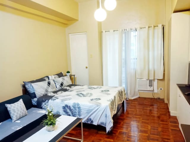 All year around affordable stay in Makati Manila