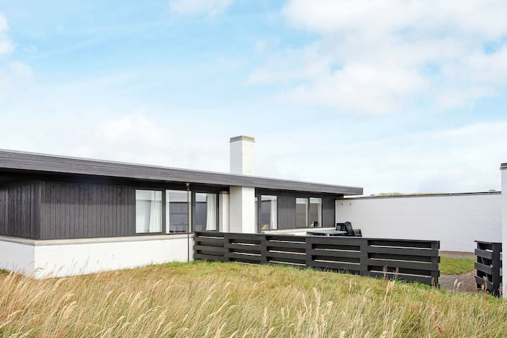 Spacious Holiday Home in Pandrup near Sea